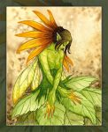Black-Eyed Susan by MisticUnicorn
