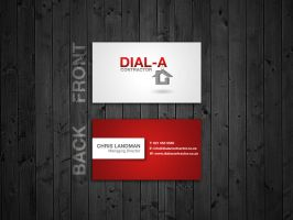 Dial-a-Contractor BCard by MrFenix