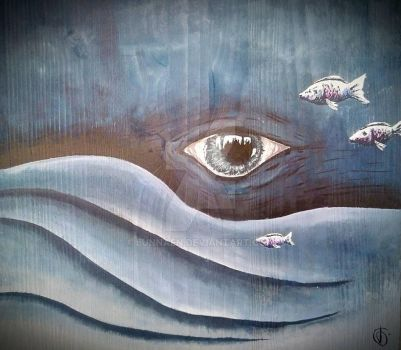 The Eye of the Sea by Lunnaen