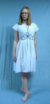 Padme Pleated Chemise by Verdaera