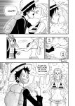 Luffy X Wanda OP P2 - Tiger Ki by Tiger-Ki