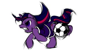 Twilight Striker by nuclearsuplexattack