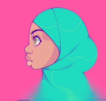 girl by levitzky