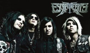 Escape The Fate Wallpaper by Armork66