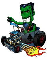 Frankenrodder by tim12s