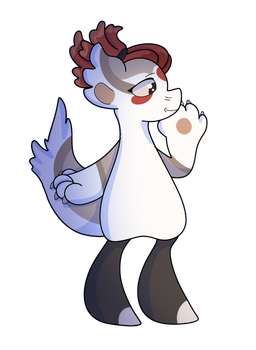 [Gift] Fish Bean by SpectraDust
