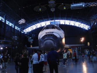 BronyCon 2014: Space Shuttle Discovery by spw6