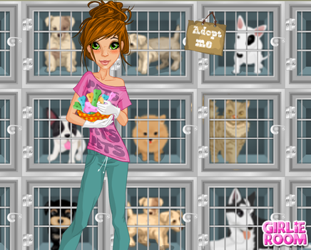 Dressup Animal Shelter1 by frozendreamz09