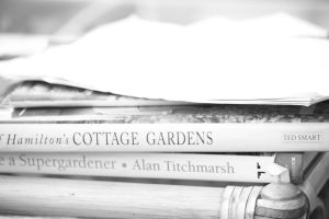 Garden Books by Smyf