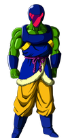 Angol (Dragon Ball Z) by orco05