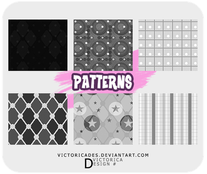 Patterns .2015 (2) by victoricaDES