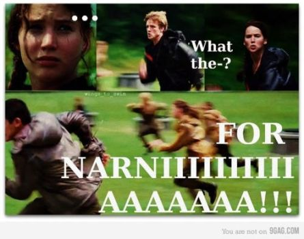 For Narnia!!! by Themustachecat123