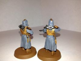 Death Korps Of Krieg Command troopers (2) by Usafkid94
