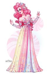 MLP Design: Pinkie Pie by Flying-Fox