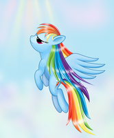 Dash to the sky by tgolyi