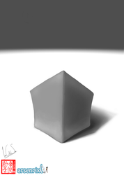 Cube shading Practice by XLordAndyX