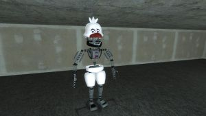 Heidi The Hen/Springlock Chica by SCP-096-2