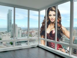 Tangle Apocalypse Set 1/10 Aishwarya Rai by ZituKX