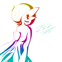 Gardevoir by Fir3Born