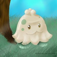 Shroomish :D by Elik-Chan