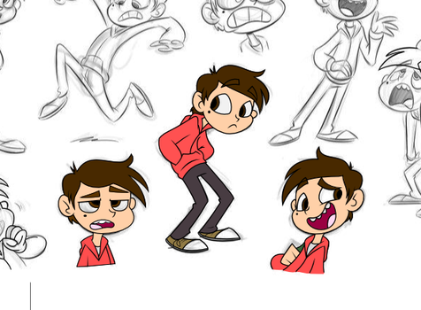 Marco Diaz by Dogmaf