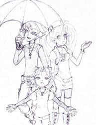 So This is Rain +Sketch+ by Shironotenshi