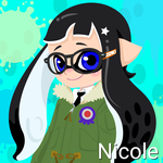 Nicole (14 Years Old, Inkling Form) by Brightsworth-Heroes