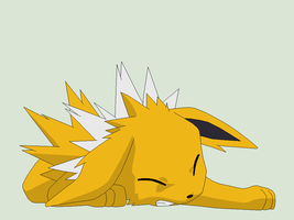 Pokemon Base 133~Jolteon 2~