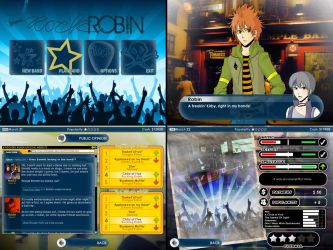 RockRobin Interface I by maselphie