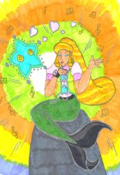 Sandra's Siren Spell by Winter-Colorful