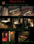 Coffin and other DRACULA props by MarOmega