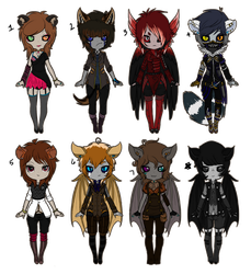 [CLOSED] Mixed CS Adopts by Gothamed