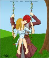 Swinging is fun by Ashayami