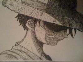 Luffy by XxLuffyNinjaxX