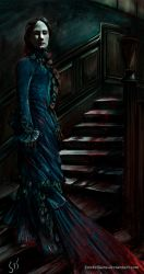 Lady Lucille Sharpe by Darkellaine