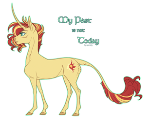 MLP   Sunset Shimmer by queerly
