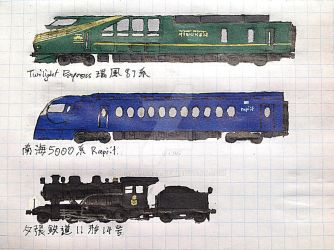 JNR locos Sprite 13 by drawing425