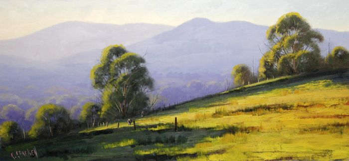 Afternoon Sunlight by artsaus