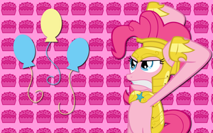 Guard Pinkie WP by AliceHumanSacrifice0