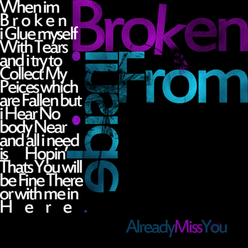 Broken From inside by charming973