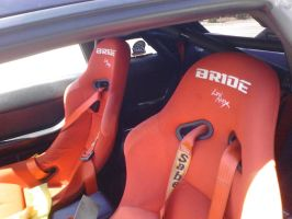 Bride Alcantara Racing Seat by granturismomh