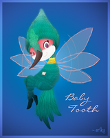 Baby Tooth by bloom27472