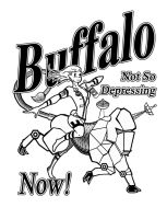 BUFFALO NOT SO DEPRESSING NOW ! by JohnFarallo