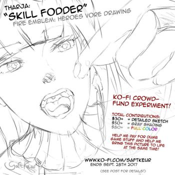 'Skill Fodder' crowdfund image (closed!) by Saftkeur