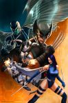 Uncanny X-Force by SebastianDrewniok