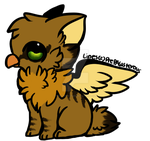 Griffin adopt 20 points [CLOSED] by TheAdoptArtist