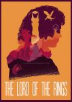 The Many Faces of Cinema: Lord Of The Rings by Hyung86
