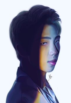 The Wings Tour Series: RM by G-A-B-J-O-O-N