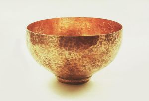 Raised Bowl by j-alex-darr