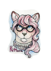 COMM: Kitterz by JcArtSpace